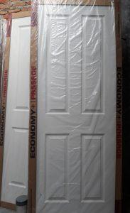 Pintu HDF Tipe Panel