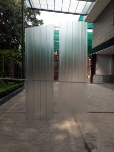 Atap Transparan Cv Bangun Tujuh Cahaya