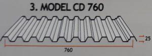 Atap Zincalume CD 760