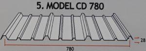 Atap Zincalume CD 780