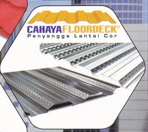 FLOORDECK / BONDEK/DECKING