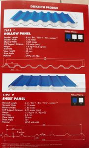 DR.Shield UPVC Roof