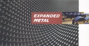 JUAL EXPANDED METAL