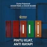 PINTU WPC BOARD DUMA DOOR
