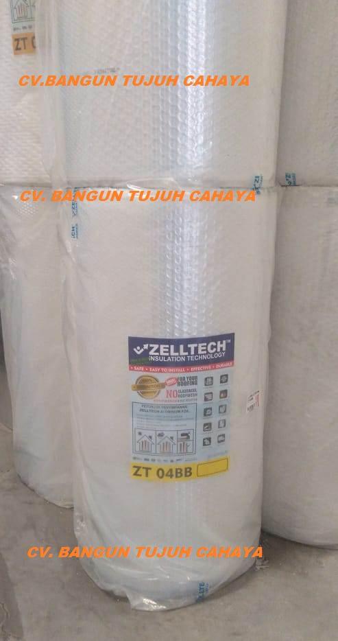 Insulation Zelltech Kirim Jayapura