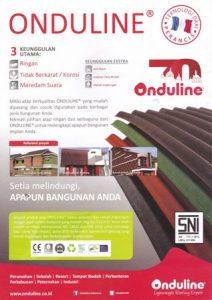 ATAP ONDULINE-ONDUVILLA