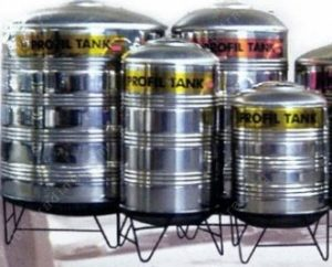 PROFIL TANK STAINLESS STEEL