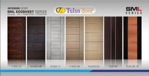 Pintu TDLSML Eco Sheet Series