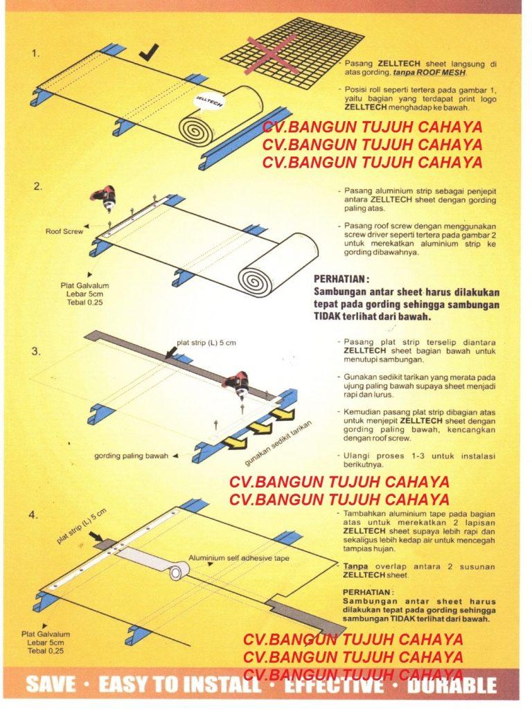 insulation zelltech 2