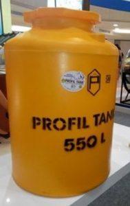 TANDON TANGKI AIR PLASTIK PROFIL TANK