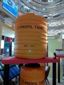 PROFIL TANK PLASTIK KIRIM BONDOWOSO