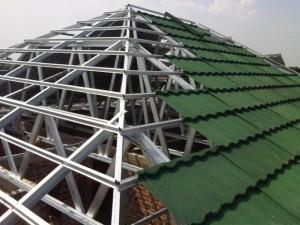 Harga Rangka Atap Baja Ringan Murah